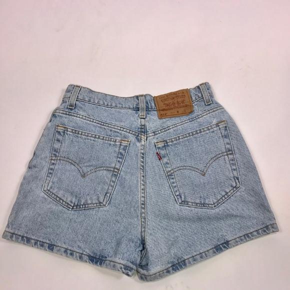 5e85c0f0bf Levi's Shorts   Vintage Levis 512 Slim Fit Sz 11 Jean   Poshmark